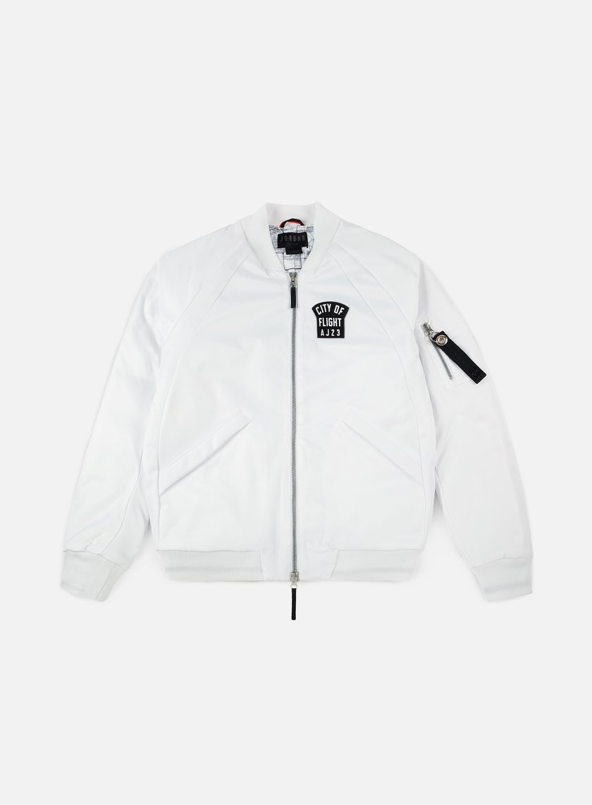 Jordan Wings City Of Flight MA-1 Jacket