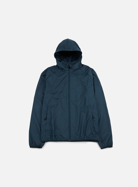 giacche jordan wings windbreaker armory navy