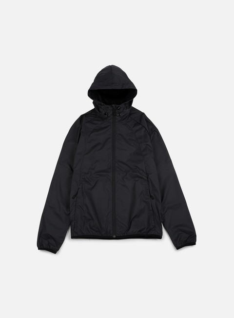 giacche jordan wings windbreaker black black