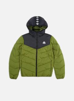Kappa - 222 Banda Amarit Jacket, Green Cedar/Black