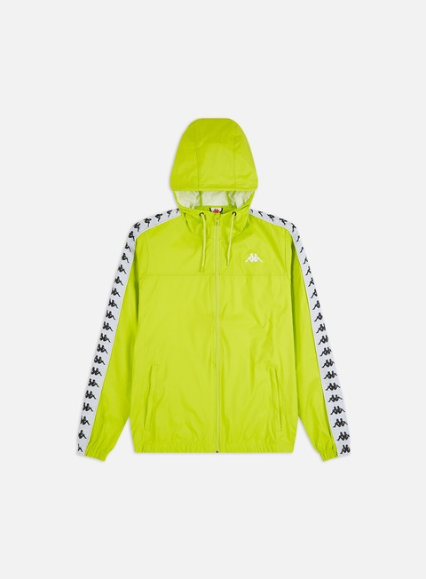 Light Jackets Kappa 222 Banda Dawson Jacket
