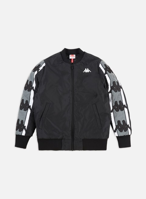 Sale Outlet Intermediate Jackets Kappa Authentic Brushi Bomber Jacket