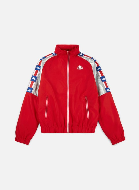 Light Jackets Kappa Authentic LA 84 Zilcar Jacket