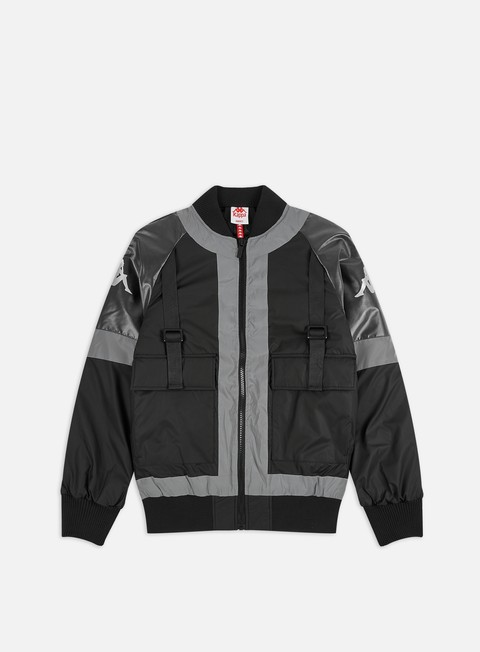 Kappa Authentic Utility Bonded Jacket