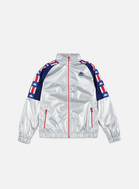 Outlet e Saldi Giacche Leggere Kappa WMNS Authentic LA 84 Zilcar Jacket