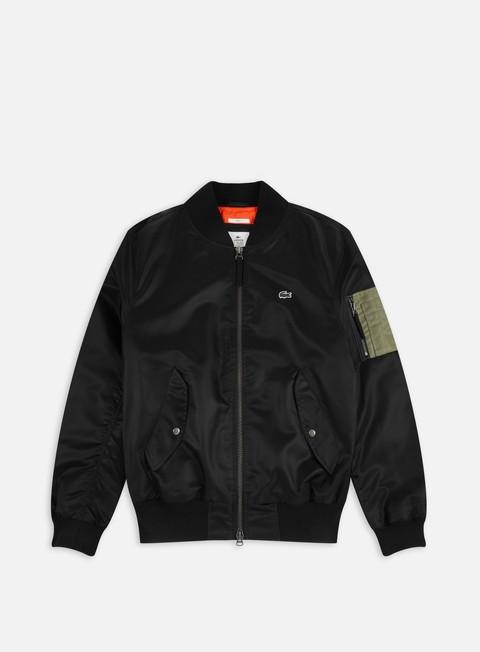 Lacoste Live Contrast Bomber Jacket