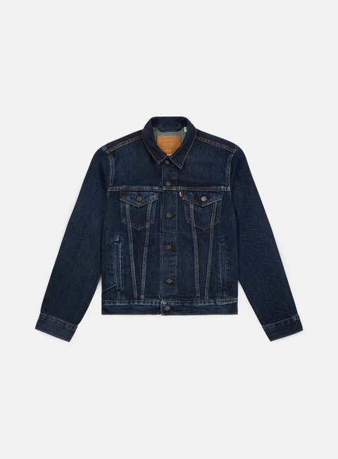 Outlet e Saldi Giacche Leggere Levi's The Trucker Jacket