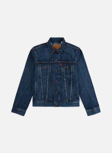 huge selection of 7c3f0 eca4a Giacche Leggere Levis The Trucker Jacket