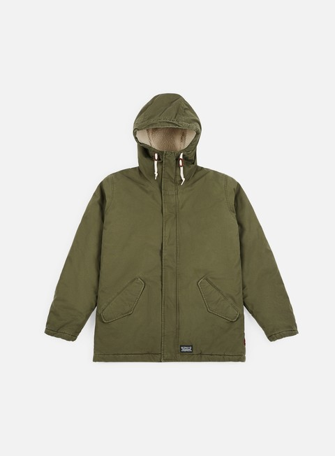 Outlet e Saldi Giacche Invernali Levi's Thermore padded Parka