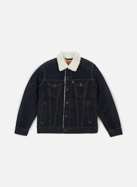 Giacche Intermedie Levi's Type 3 Sherpa Trucker Jacket
