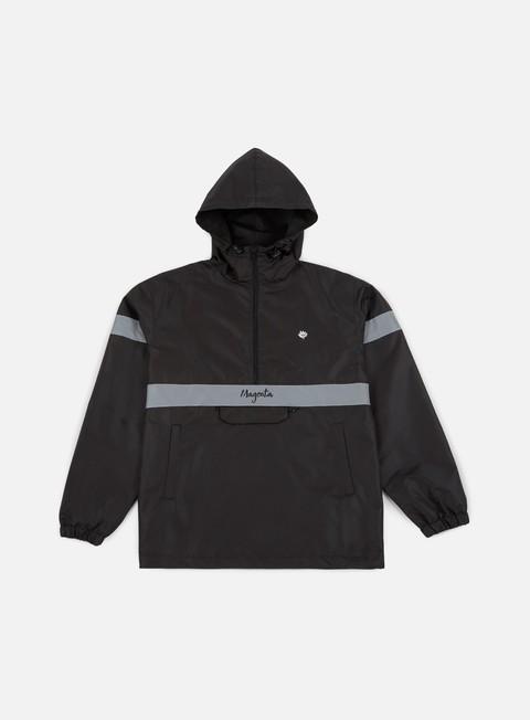 giacche magenta 96 jacket black