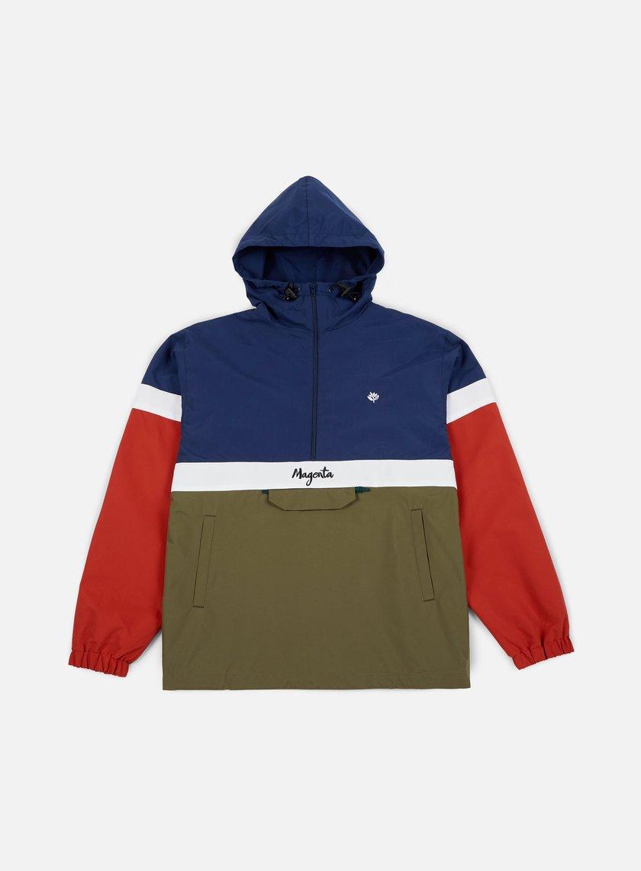 Magenta 96 Jacket
