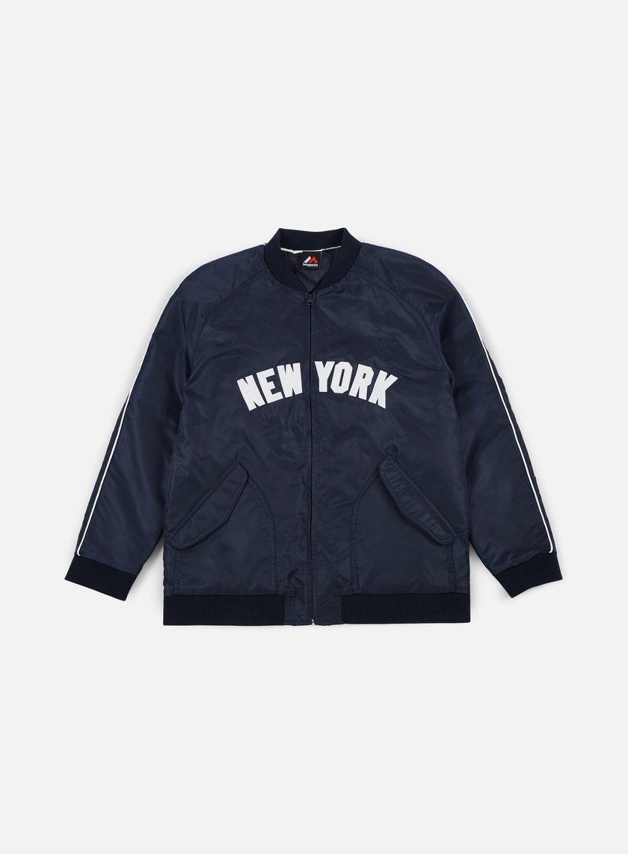 Majestic Soft Touch Varsity Jacket NY Yankees