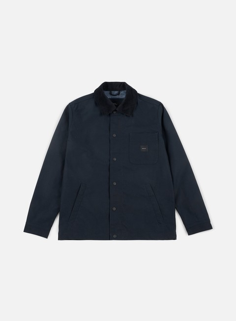 giacche makia chore jacket navy