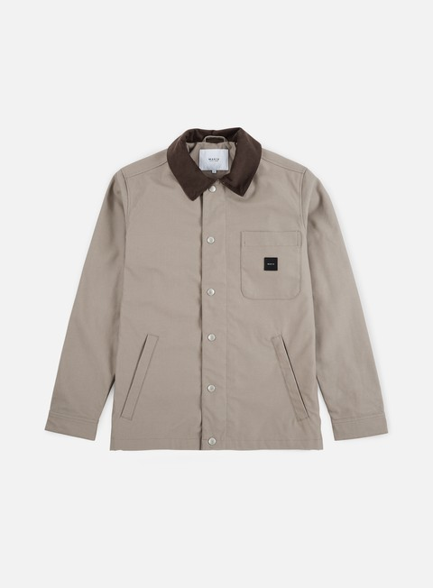 Light Jackets Makia Chore Jacket