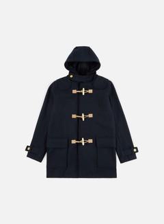 Makia - Duffle Coat, Navy 1
