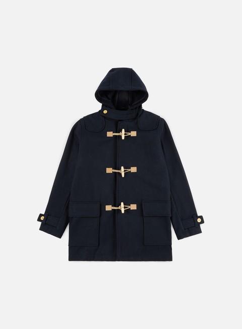 giacche makia duffle coat navy