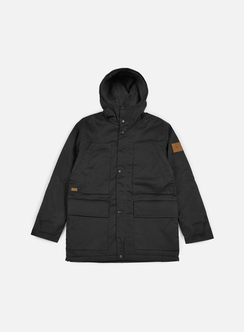 giacche makia field jacket black