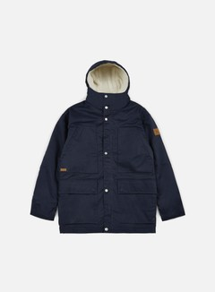 Makia - Field Jacket, Navy 1