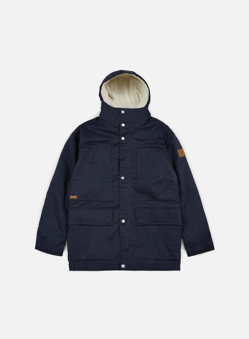 Makia - Field Jacket, Navy