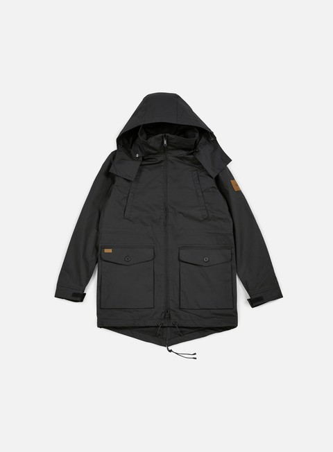 Intermediate Jackets Makia Fishtail Jacket