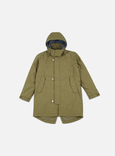 Winter Jackets Makia Fishtail Parka