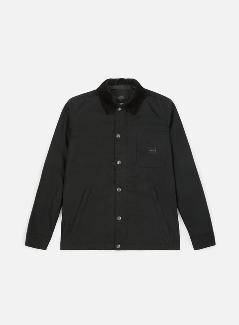 Makia Lined Chore Jacket