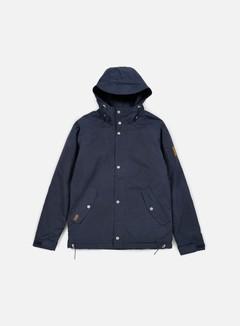 Makia - Lined Raglan Jacket, Navy