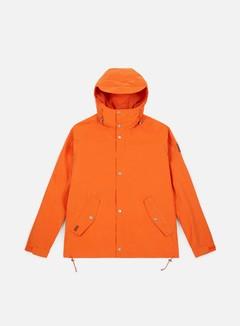 Makia - Lined Raglan Jacket, Orange