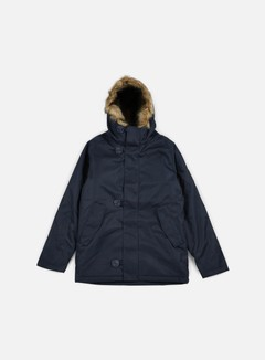 Makia - Original Raglan Parka, Navy 1