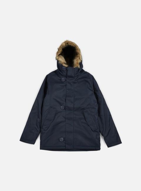 giacche makia original raglan parka navy