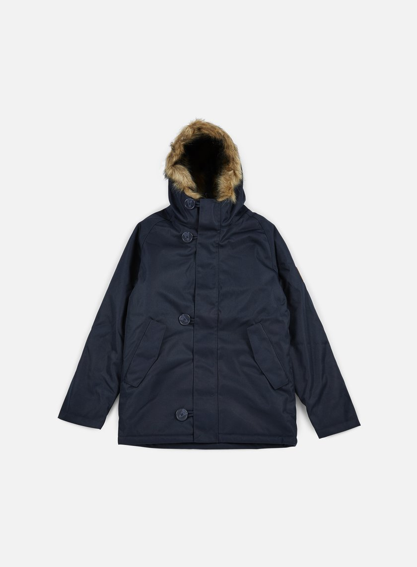 Makia - Original Raglan Parka, Navy
