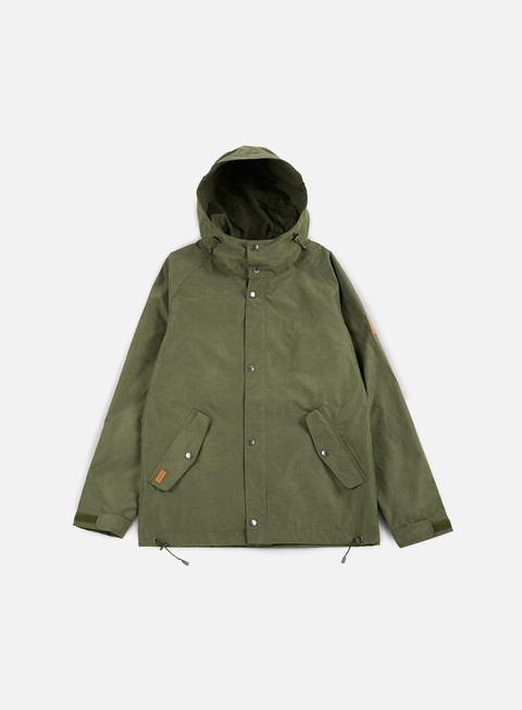 giacche makia raglan jacket green