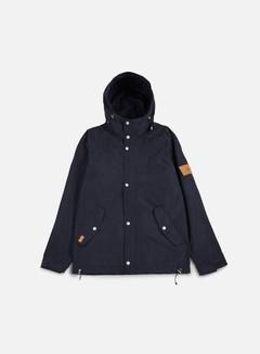 Makia - Raglan Jacket, Navy 1