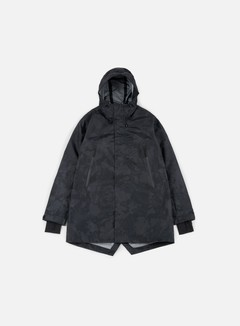Makia - Storm Jacket, Black Camo 1