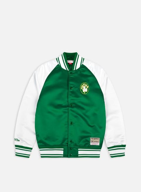 Giacche Leggere Mitchell & Ness Big Face Colossal Jacket Boston Celtics