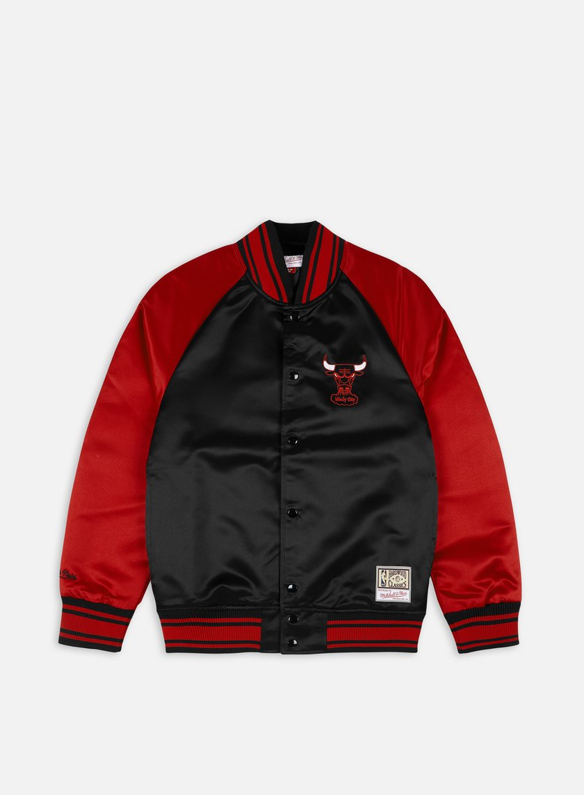 Mitchell & Ness Big Face Colossal Jacket Chicago Bulls