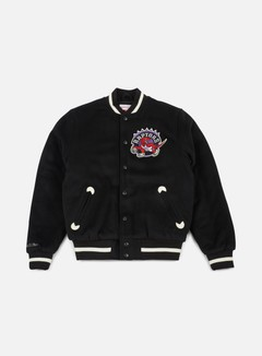 Mitchell & Ness - In The Stands Varsity Jacket Toronto Raptors, Black 1