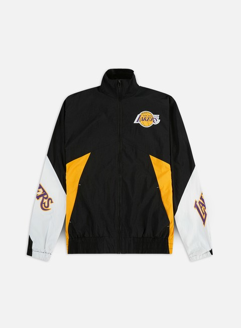 Outlet e Saldi Giacche Leggere Mitchell & Ness Midseason Windbreaker 2.0 LA Lakers