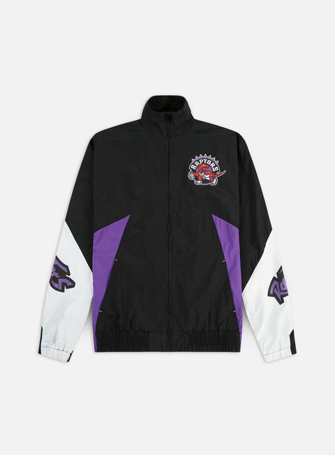Light Jackets Mitchell & Ness Midseason Windbreaker 2.0 Toronto Raptors