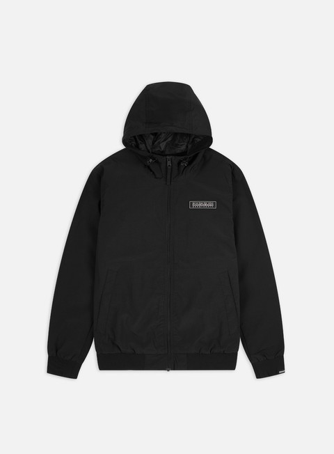 Windbreaker Napapijri A-Patch Light Jacket