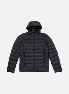 Napapijri - Aerons Hood 1 Jacket, Black