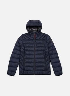Napapijri - Aerons Hood 1 Jacket, Blu Marine