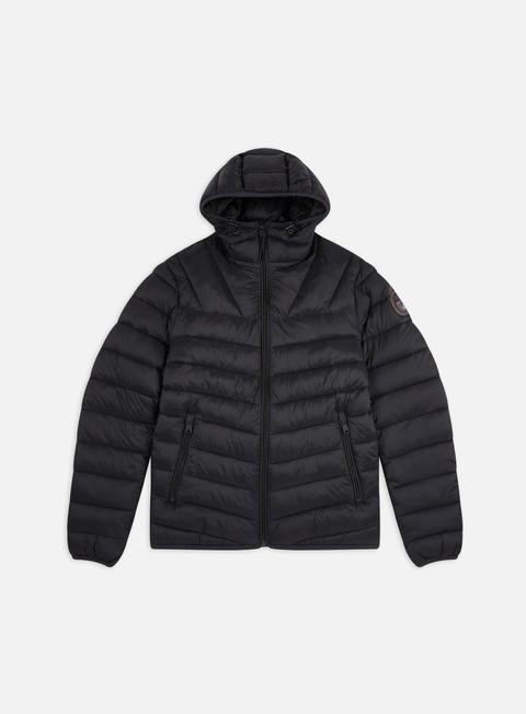 Sale Outlet Winter jackets Napapijri Aerons Hooded Jacket