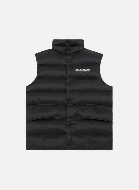 Sale Outlet Winter Jackets Napapijri Akke Vest