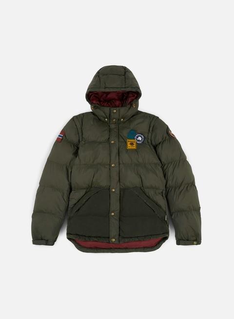 giacche napapijri artic jacket caper