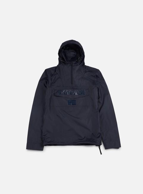 giacche napapijri asheville blu marine