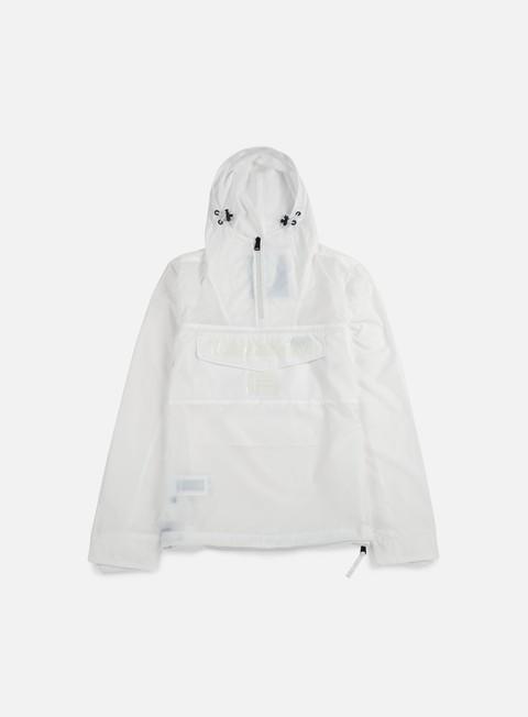 giacche napapijri asheville bright white