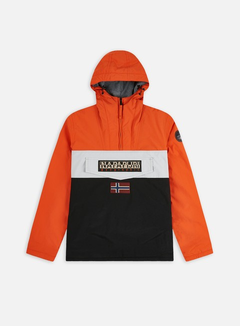 Napapijri Rainforest Block 1 Anorak