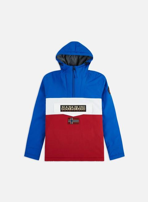 Sale Outlet Winter jackets Napapijri Rainforest Block Anorak